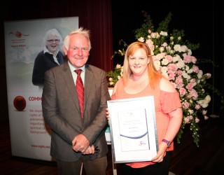 Natalie Wohlers - 2015 recipient